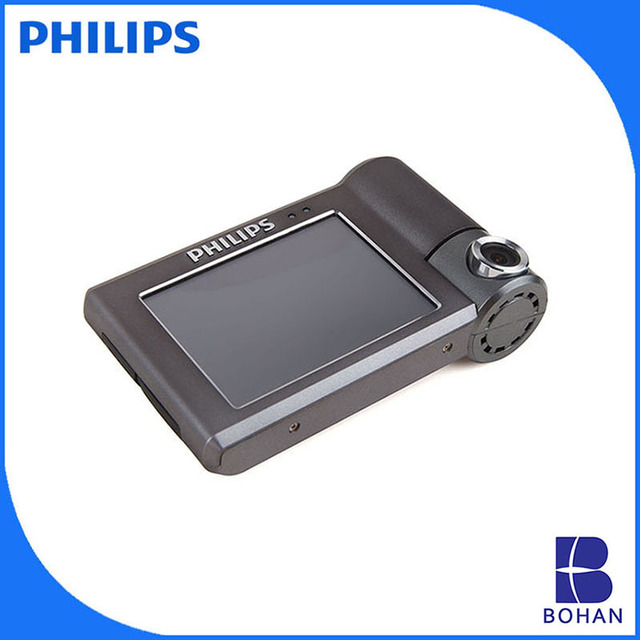 Philips Car Dvr Camera Video Recorder Gps Navigation