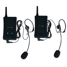 Newest Football Referee Intercom Headset FBIM 1200M Full Duplex Bluetooth Interphone Wireless Ear Walkie Talkie Headsets