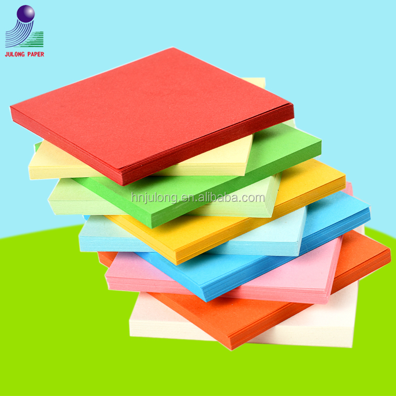 A4 size offset printing paper color copy paper stock in 80gsm