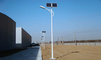 Competitive Price in Africa 60W Solar power energy street light with pole