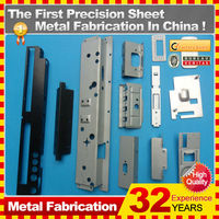 China custom stainless steel fabrication with 32 years' experience