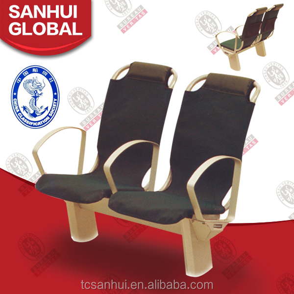 2017 new products sightseeing marine boat passenger chair
