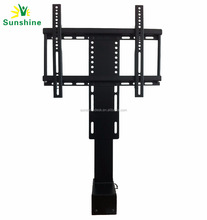Motorized TV Lift Stand with Remote Control for Big Panel TVs