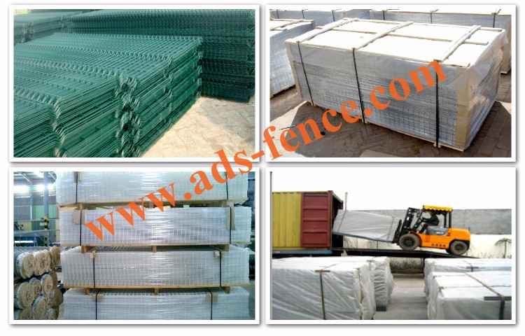 Cheaper Price Welded Wire Mesh Panels For Fence