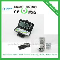 China Branded CE Approved 3D Acceleration Digital Multifunction Calorie Distance Fishing Line Counter