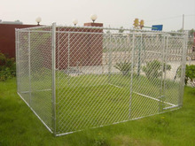 large dog backyard galvanized outdoor large dog kennels