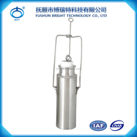 BQQ-500S Natural Bitumen Sampler Good Quality Sampling Petroleum Bitumen Pitch Bottles
