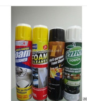 2013 hot sell 650 ML Multi-Purpose strong Foam Cleaner with Brush Caps