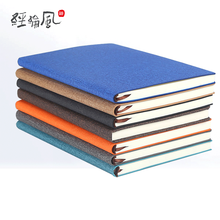 Direct-selling notebook custom-made imitation leather PU plain notebook pocket <strong>book</strong> travel manual