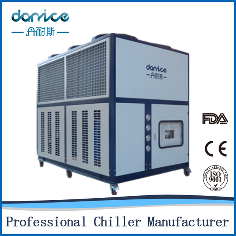 Shen zhen Dannice Brand Two 30hp compressors 200kw chillers suppliers south africa