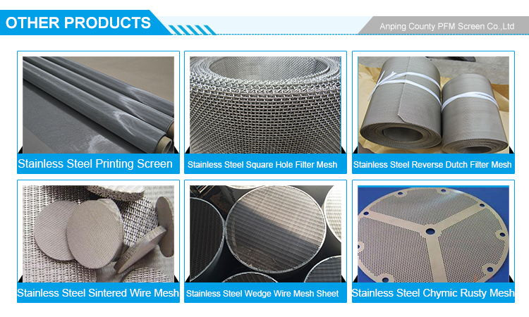 Crimped Galvanized Woven Square Stainless Steel Crimped Wire Mesh ...
