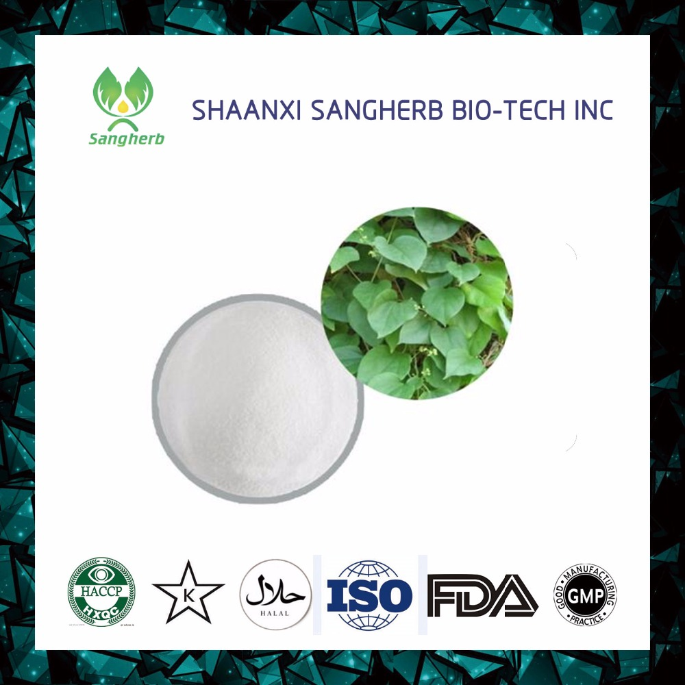 Pure Natural Caulis Sinomenii Extract Powder Sinomenine HCL 98%
