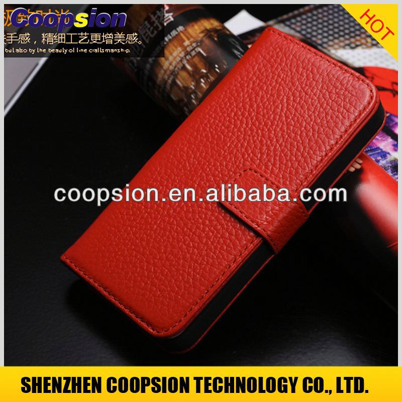 slim leather case for iphone 5""