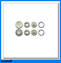 Factory Supply Ring Prong Snap Button Pearl Snap Button For Sale
