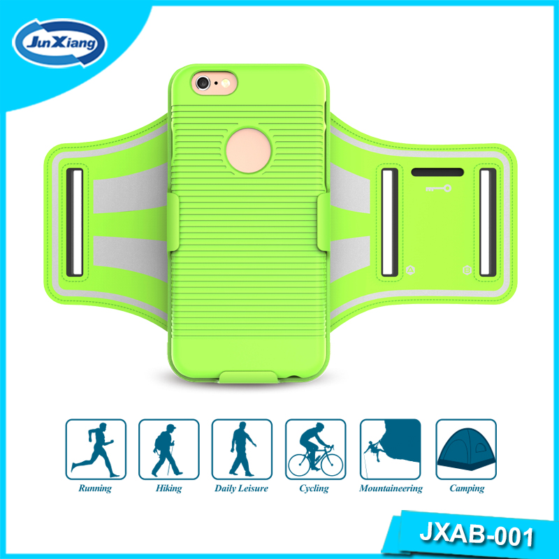 Run&Gym case armband cover for apple iphone 6