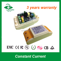 High level 80W 1650mA constant current triac dimmable led driver