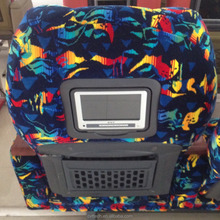 "10.1"" bus/car seat back/rear TV multimedia entertainment system"