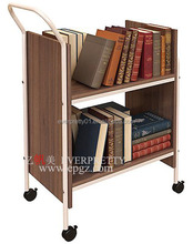 Office Book Cart Library Furniture