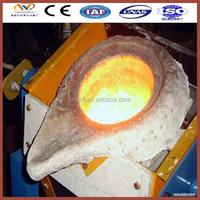 New technology gold refining machine gold melting induction furnace for sale