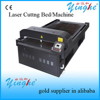 automatic laser rock cutting