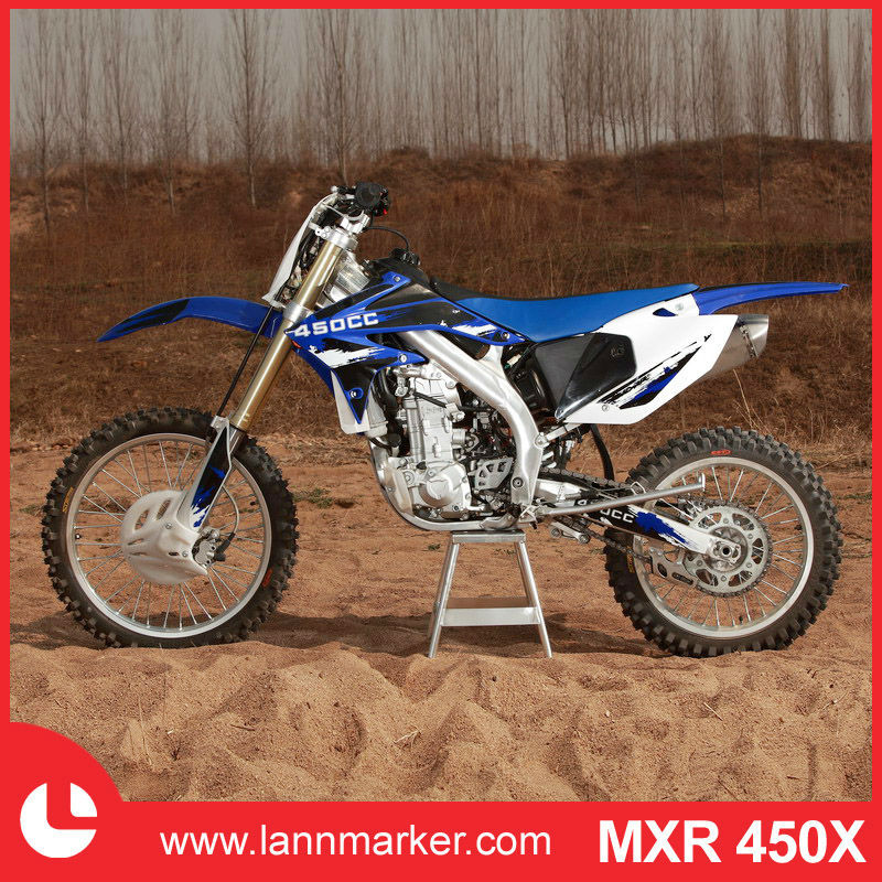 450cc off road dirt bike