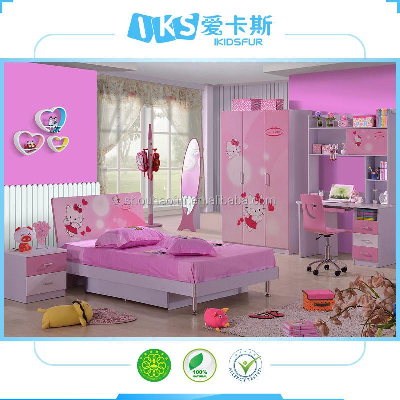 Hello Kitty Children Bedroom Furniture Set 8863 Buy