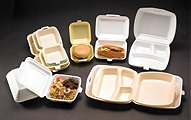 Polystyrene Foam (PS) Food Box