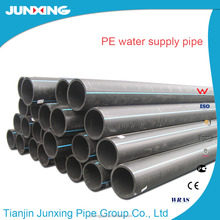 GB/T13663-2000/ ISO4427/ AS/NZ4130 large diameter plastic HDPE pipe for distributor