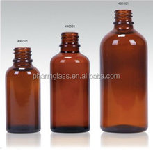 Medicine glass storage container/glass dropper bottle