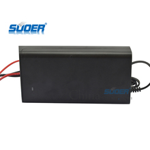 Suoer Factory Intelligent 20A 12V PWM Charging Mode Universal Car Battery Charger