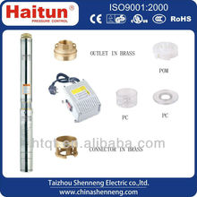 2013 hot sale specification of submersible water pump