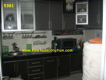 Kitchen set, wardrobe, backdrop, bed multiplek 18mm