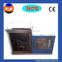 Textile Fabric 45 Degree Flammability Testing Equipment YG815D