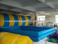 water long jump bag for inflatable