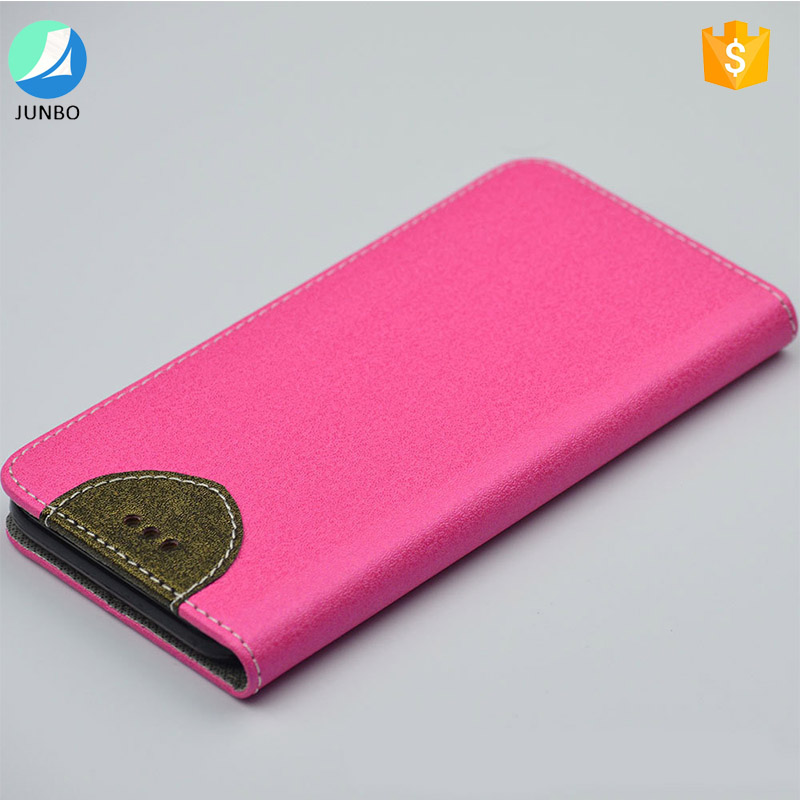 For iphone 5 5s case universal smart phone wallet style leather case made in china