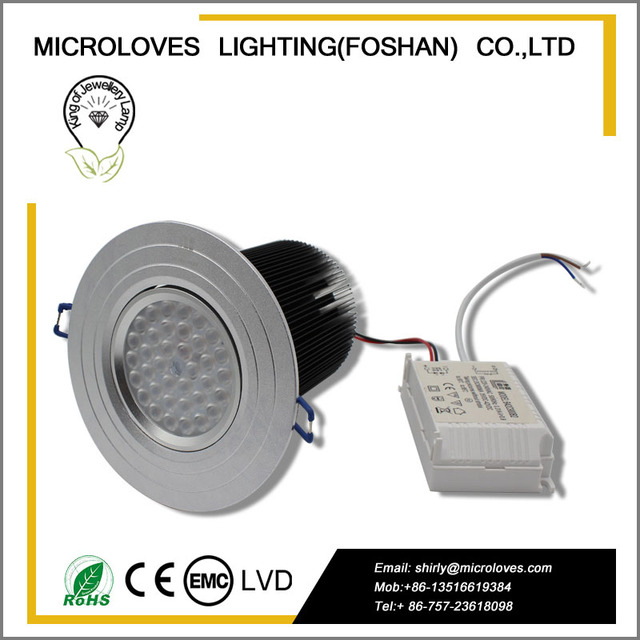 2017 Proprietary Design buy expensive could be refunded 38W led recessed downlight