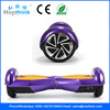 High quality 6.5inch electric scooter self balancing scooter hover board 2 wheels with bluetooth