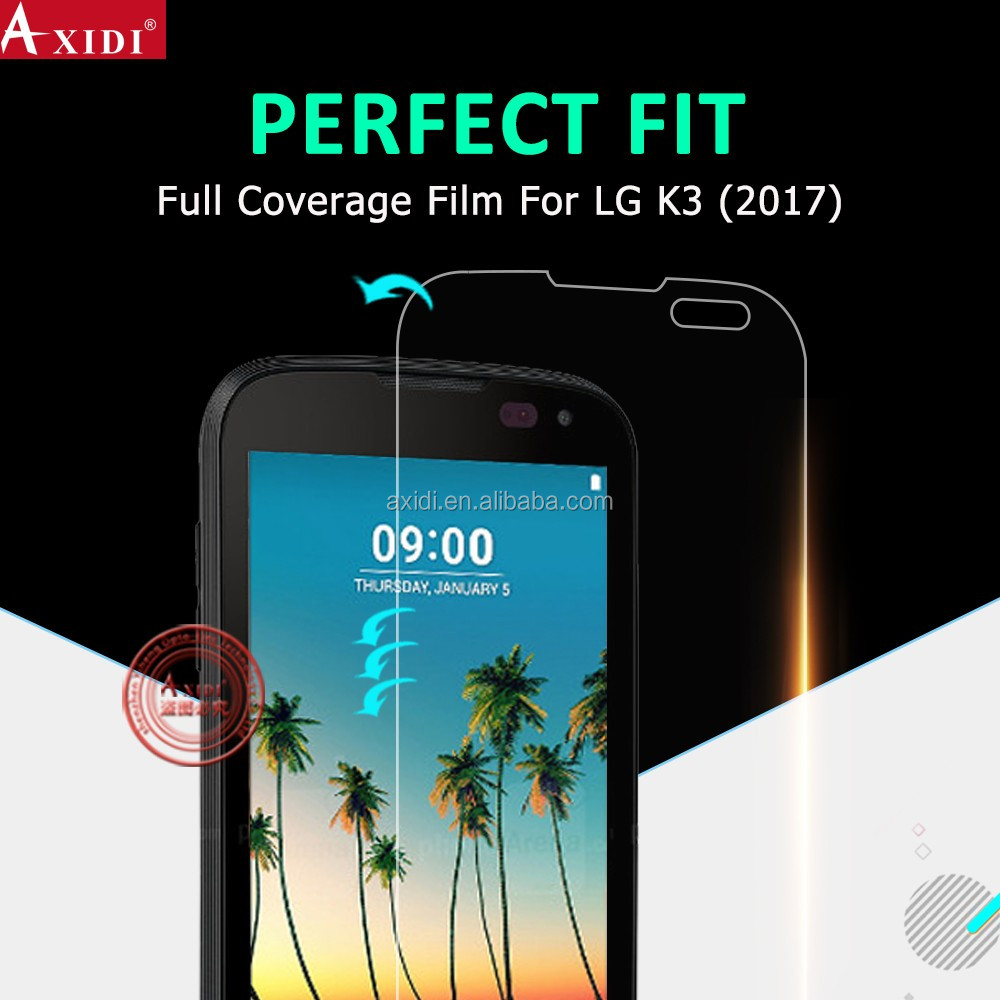 Perfect Fit TPU Anti Broken Screen Protector Guard for LG K3