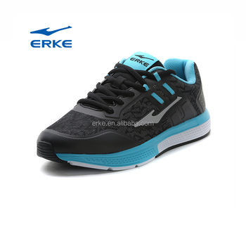 ERKE wholesale high quality man sport sneaker running shoes 2017
