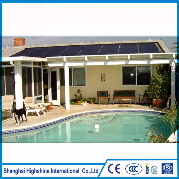 New product system heat pump for swimming pool EPDM Swimming Pool Solar Heating Collector