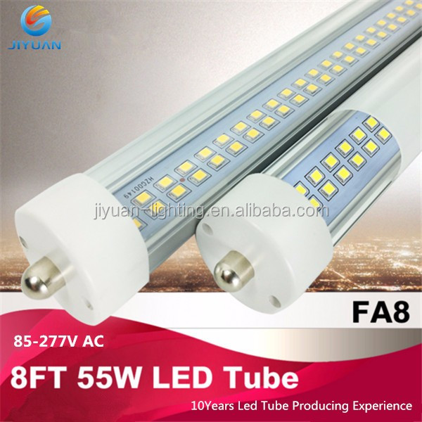 2015 New product led light tube frame,t8 led tube light 2400mm