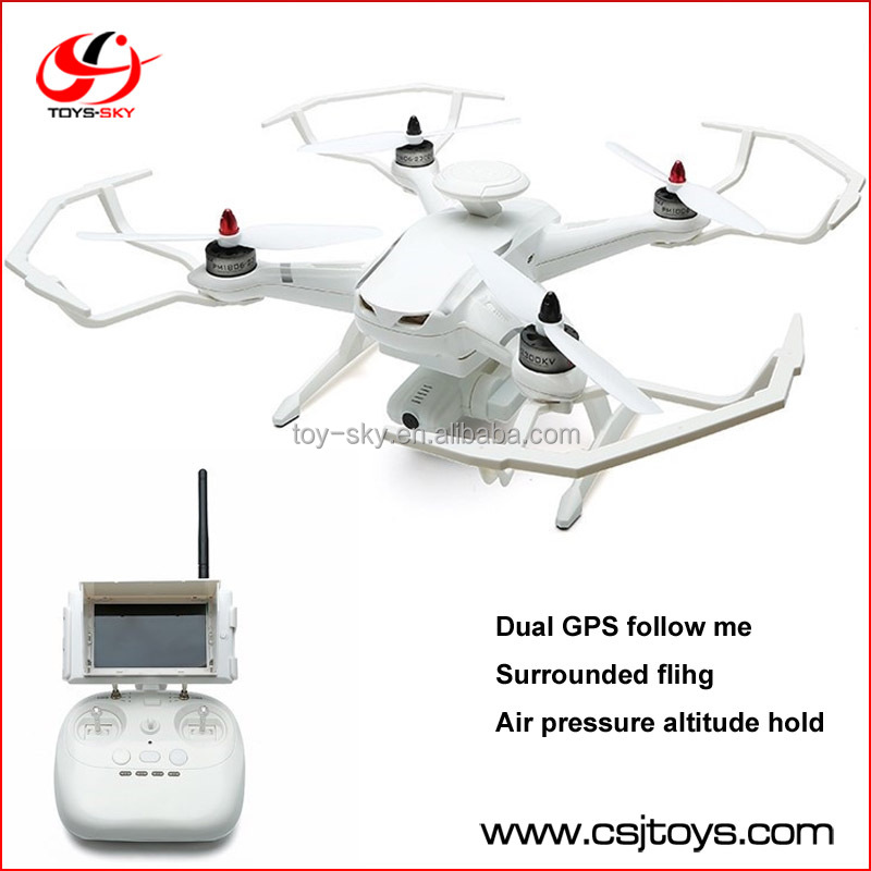 CG035 Brushless Double GPS 5.8G FPV With 1080P HD Gimbal Camera Follow Me Mode RC Quadcopter