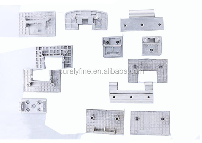 Glass table top hardware with factory price