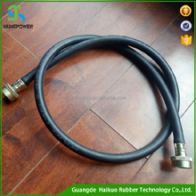 2017 free samples Chinese factory American style EPDM rubber washing machine washer hose