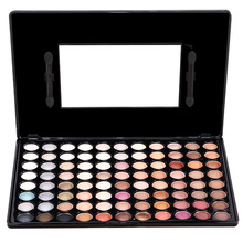Professional 88 Colors Eyeshadow Palette Makeup Matte Shimmer Palette Eye Shadow Kit Women <strong>Cosmetics</strong>
