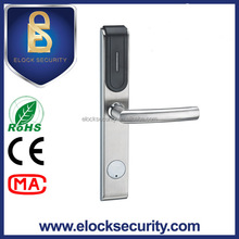 Best selling intelligent RFID door lock for hotel door and home