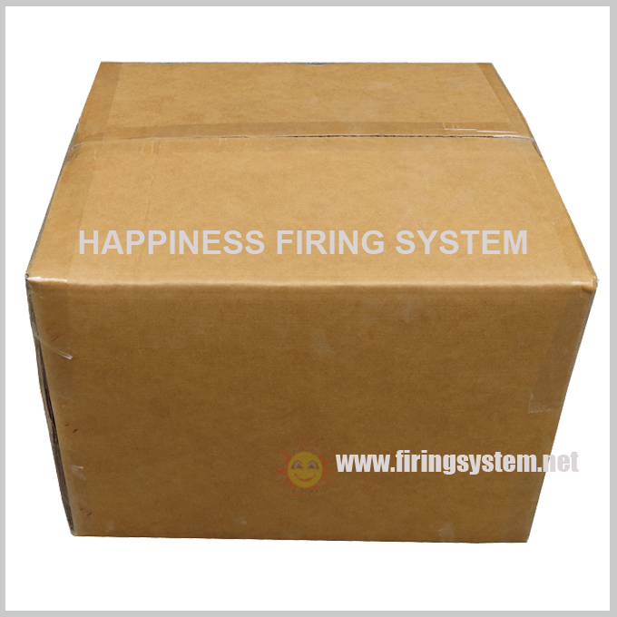remote control fireworks firing system/Double fountains fireworks wheels fireworks system/happiness fireworks firing system