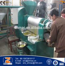 2016 Zhonghang 6YL-80 screw oil press