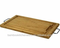 Turkey carving board(bamboo)