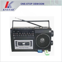 Classic cassette radio player AC DC mp3 player